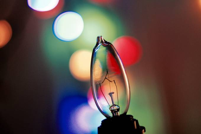 BulB by Ghoulz - Night And Bokeh Photo Contest