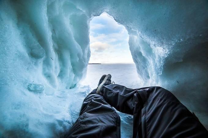 Just Chill by brandonborn - My Winter Wonderland Photo Contest
