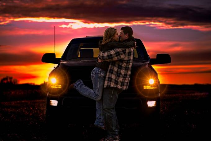 Love shines by baillie117 - Couples In Love Photo Contest