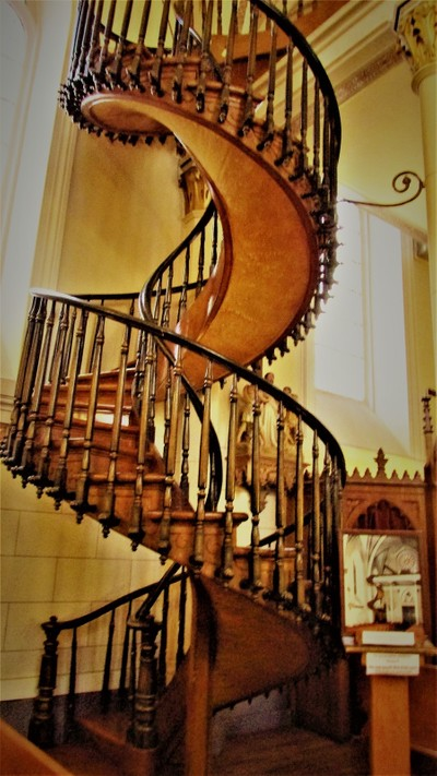 The Miracle Stairs
