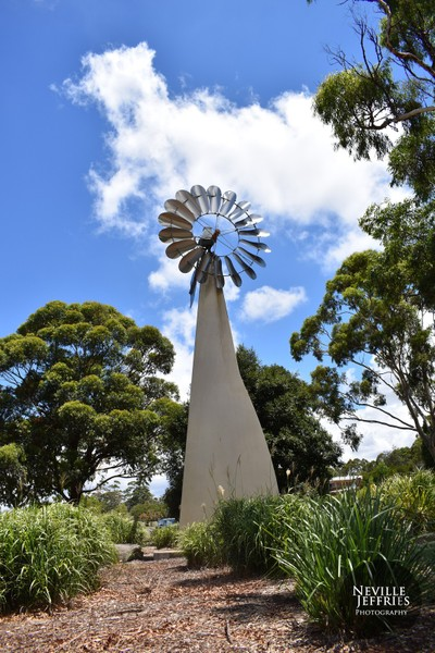 Windmill with a Difference