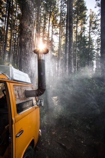 Backwoods Camping