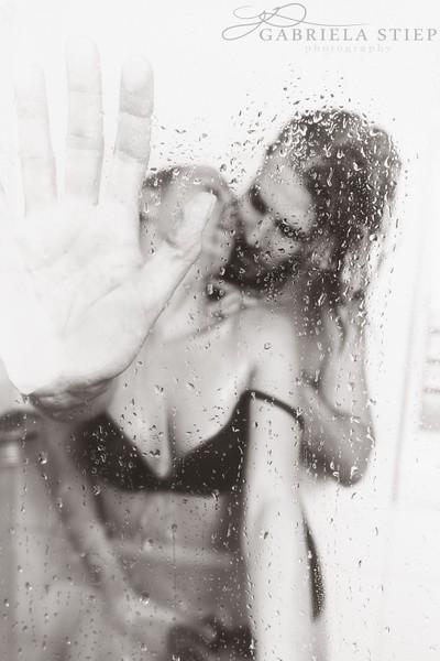 Hot shower Love