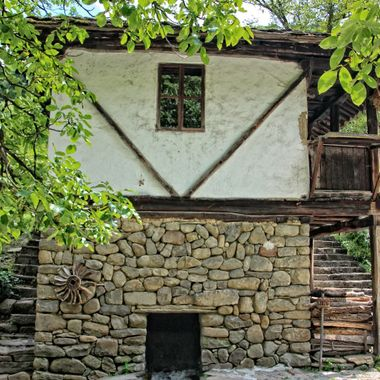 I took this photo when me and family were visiting Bulgaria in the year 2014. This photo was taken in the Historical Etar Village, near Gabrovo or Veliko Tarnovo in Bulgaria.