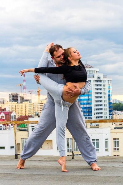 In dancelove