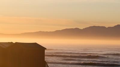 SA sunrise