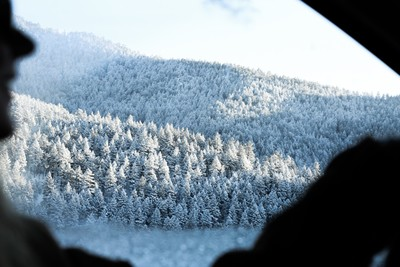 Long winter drives
