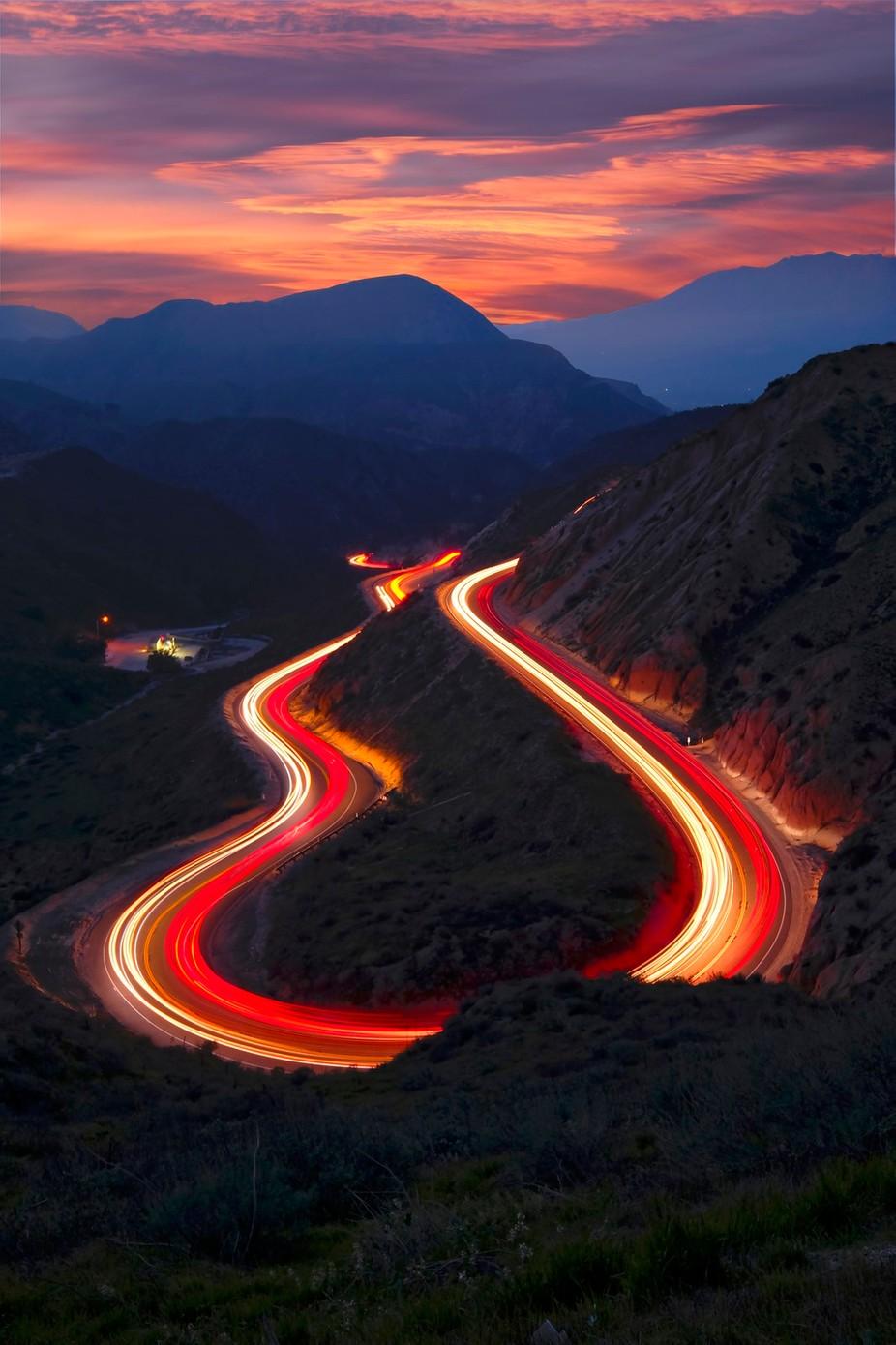 Luminous Landscape by dynastesgranti - Sunrise Or Sunset Photo Contest