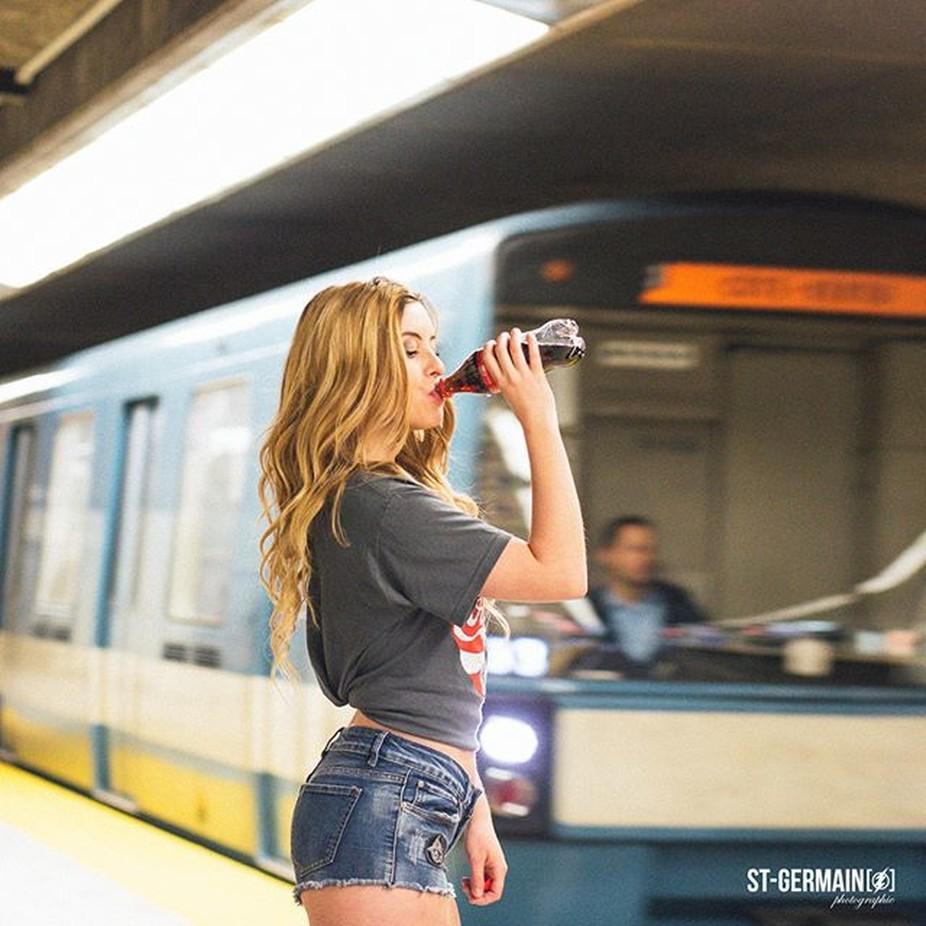 Underground by St-GermainPhotographie - Public Transport Hubs Photo Contest