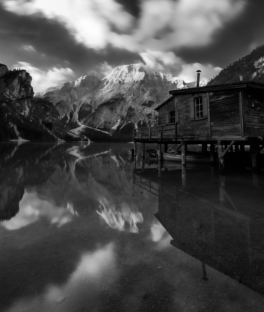 Lake Braies by giovannizanotti - Covers Photo Contest Vol 40