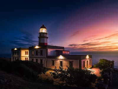 Faro de Cabo Silleiro