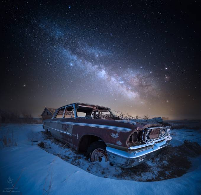 Galaxie 500 by aaronjgroen - Awesome Cars Photo Contest