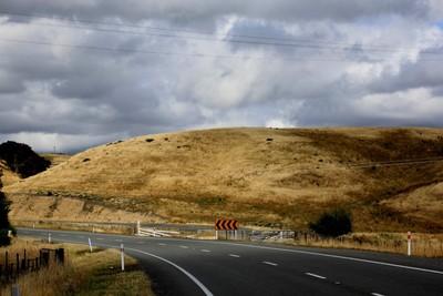Martinborough left turn