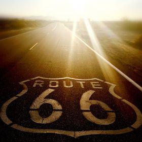 Driving from Las Vegas down through Joshua Tree National Park, and drove along the infamous Route 66