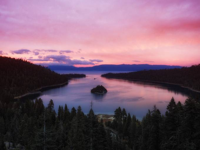 Emerald Bay - Lake Tahoe by DesertOrca - Unforgettable Landscapes Photo Contest by Zenfolio