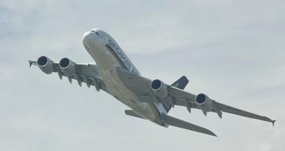 Singapore Airbus A380