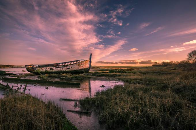 Ship Graveyard by Emperorzurg123 - Unforgettable Landscapes Photo Contest by Zenfolio