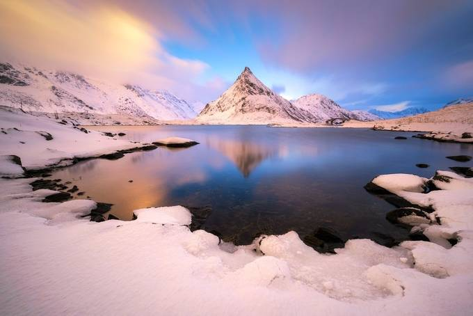 Looking Glass by shanewheelphoto - Winter Long Exposures Photo Contest