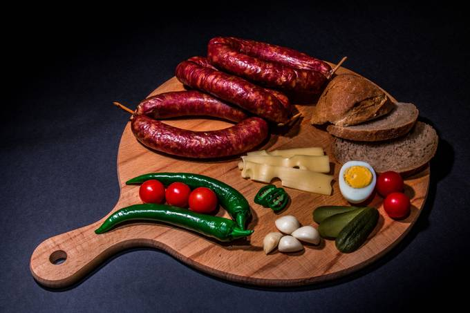 Saussage by MarHor - Looks Delicious Photo Contest