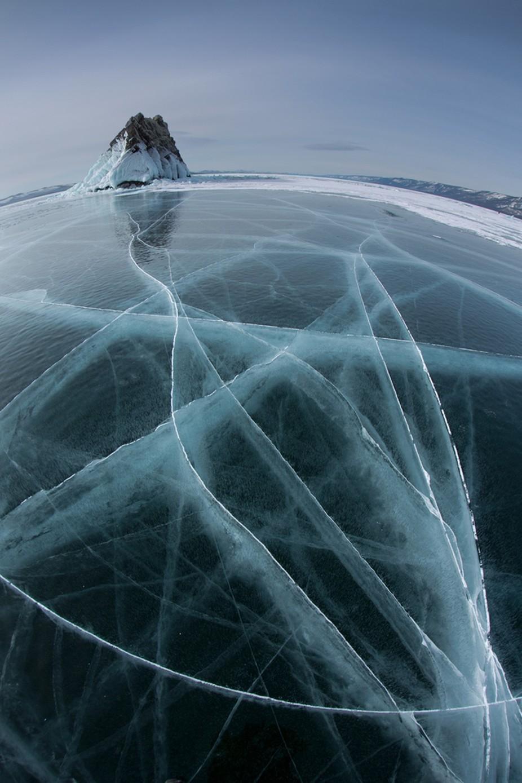Baikal ice by Oleg_Grachev - Celebrating Earth Day Photo Contest 2019