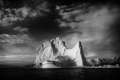 Scoresby Sound Iceberg