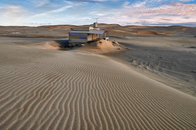 Tin City by denglish - Landscapes And Sand Photo Contest