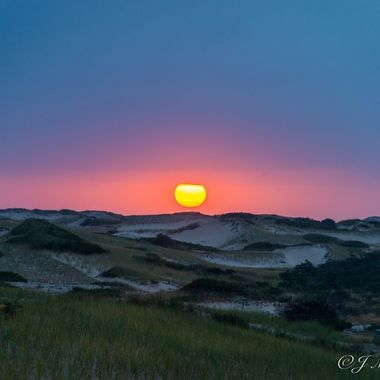 Sunrise From Race Point