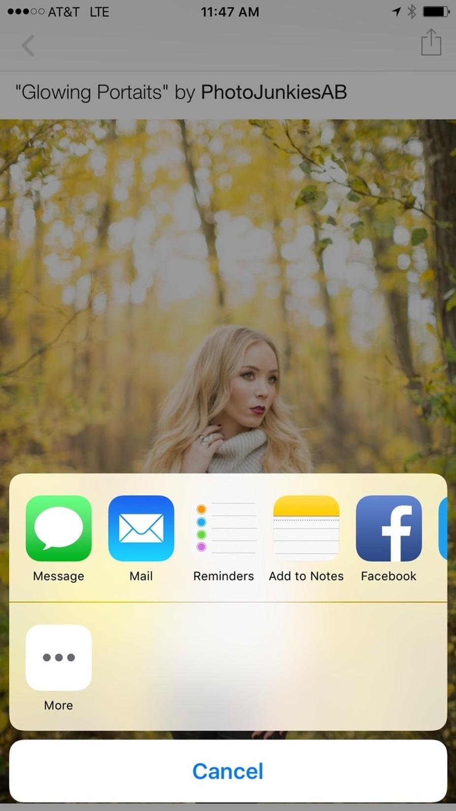 5 ViewBug iOS App Features You Should Try - ViewBug com
