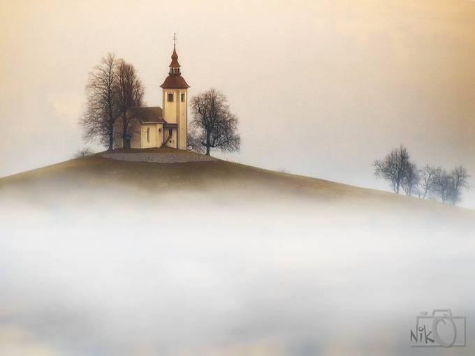 St. Thomas Church II by nikosladic - My Best Shot Photo Contest Vol 3