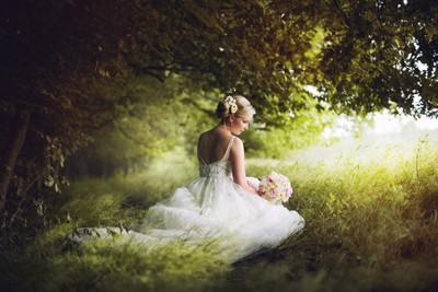 Natural bride...
