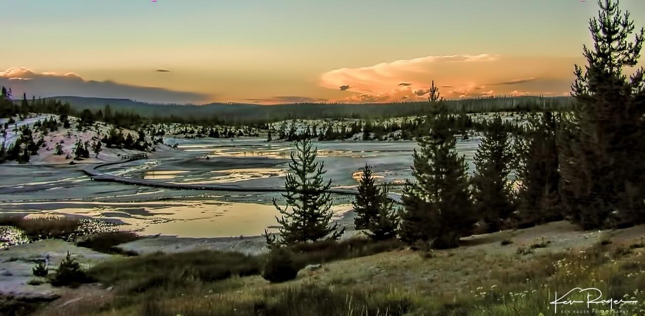 Norris Basin - Yellowstone -01