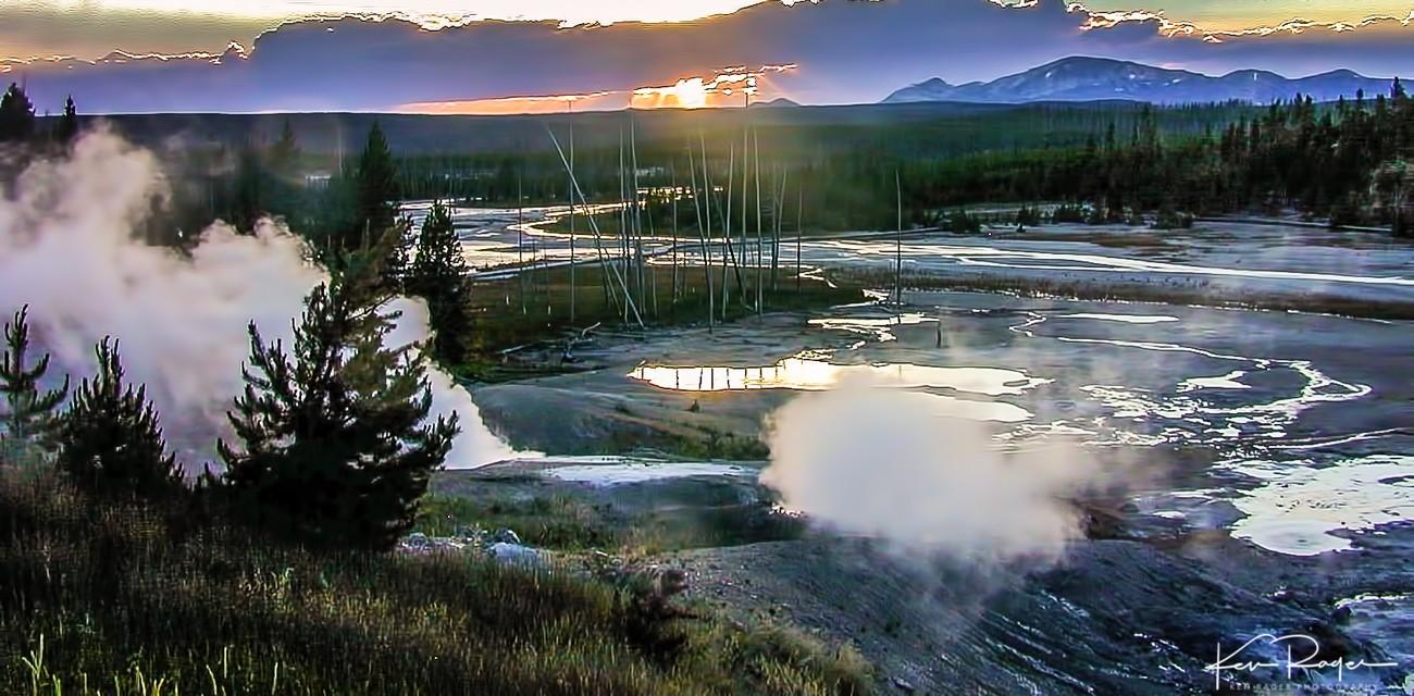 Norris Basin - Yellowstone -02