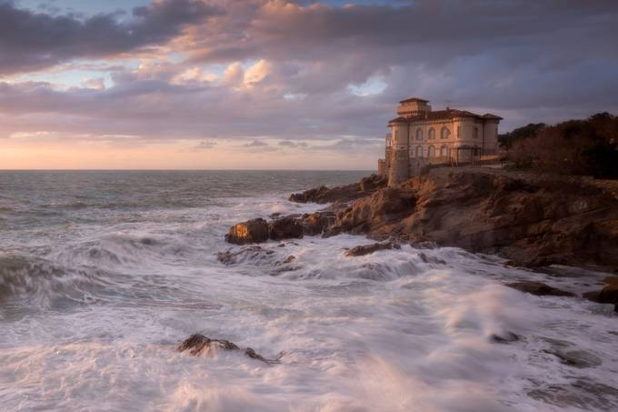 Castle Boccale by methariorn78 - Unforgettable Landscapes Photo Contest by Zenfolio