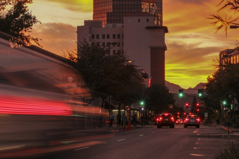 Downtown Tucson before the Renovations