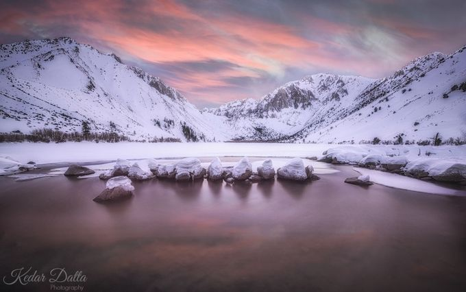 Sierra sunset by kedardatta - Fish Eye And Wide Angle Photo Contest