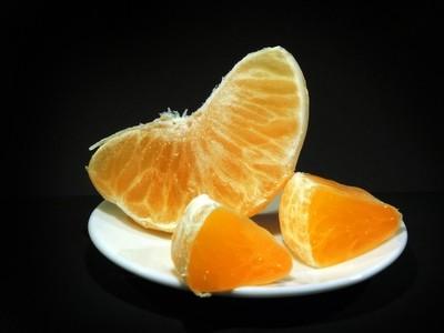 Slice of Mandarin