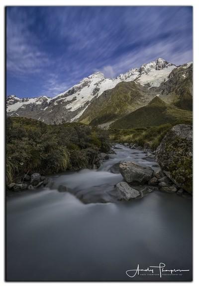'Mt Sefton & Mt Footstool'