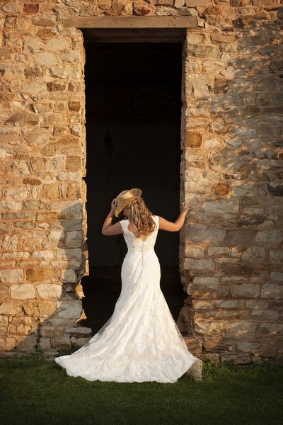 Rock Wall Bride