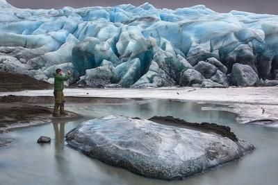 Fláajökull_Glacier_Iceland