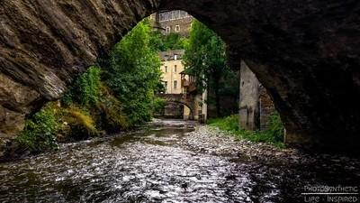 PhotoSynthetic-under the bridge