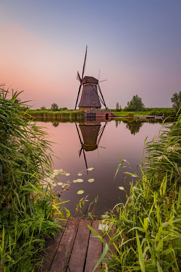 The mill by Markus_van_Hauten - Windmills Photo Contest