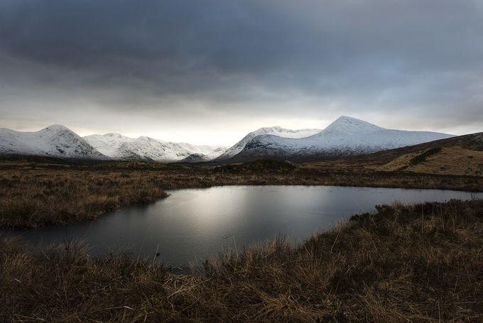 Glencoe View by Aleksandra_Debiczak - Rugged Landscapes Photo Contest