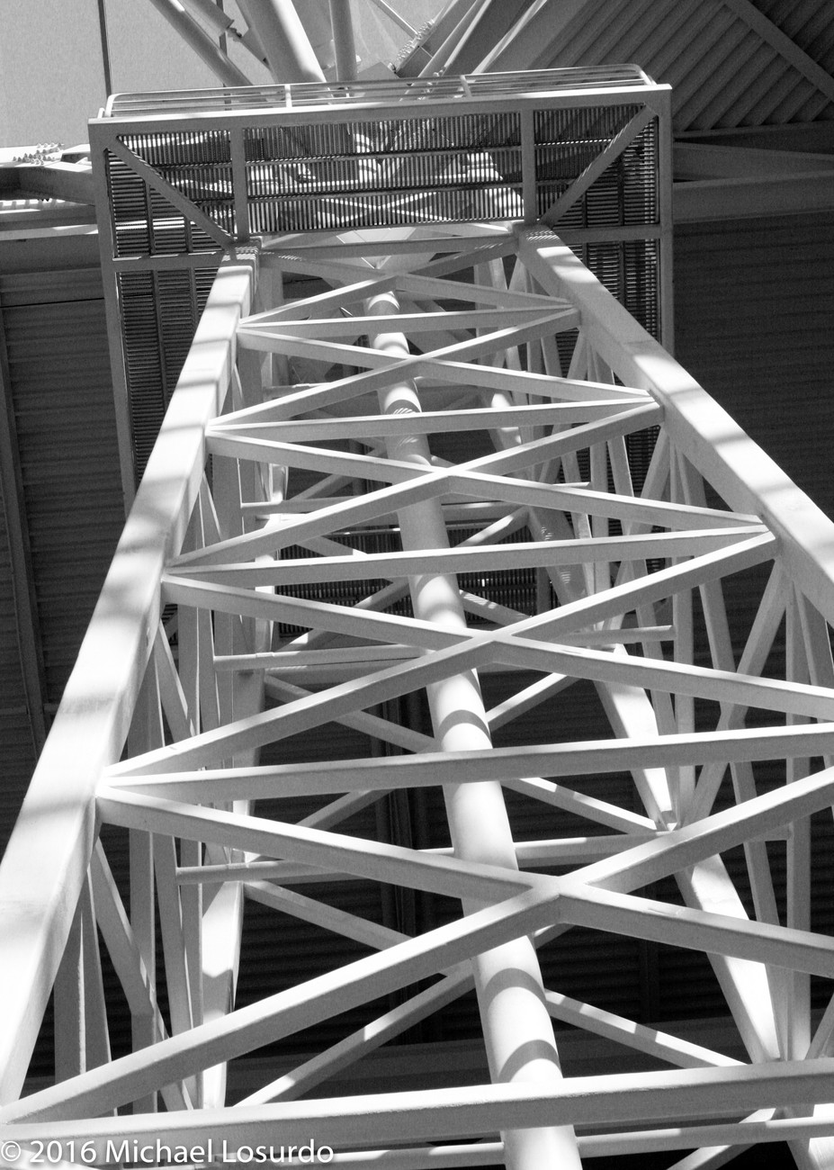 Support structure Gaylord Texan Hotel