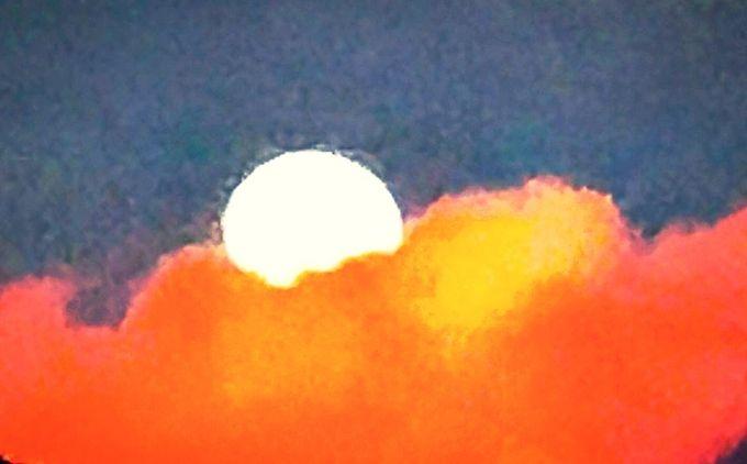 Manipulated Moonrise