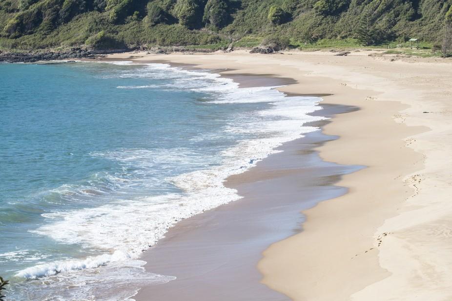 NSW Australia south coast Beach