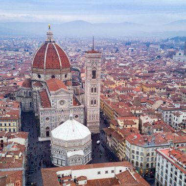 One of my very favorite buildings in the entire world to photograph is the Duomo di Florence.  It is so complicated to fully capture its beauty due to its size and lack of area in the piazza to get the proper angles.  I recommend any trip to Florence include some time at this beautiful building.