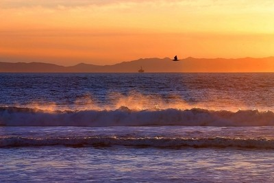 Beach Sunset #4