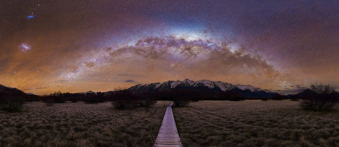 Infinity by RobJDickinson - Promenades And Boardwalks Photo Contest