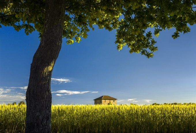 Italian landscape by livioferrari - Rule Of Thirds Photo Contest v3