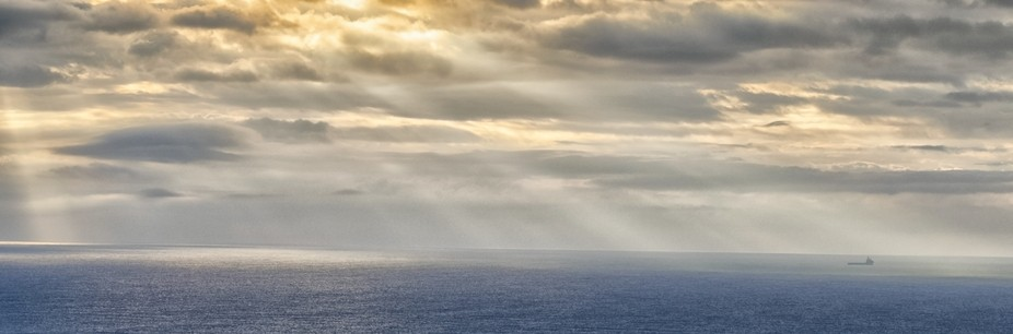Early Morning Rays